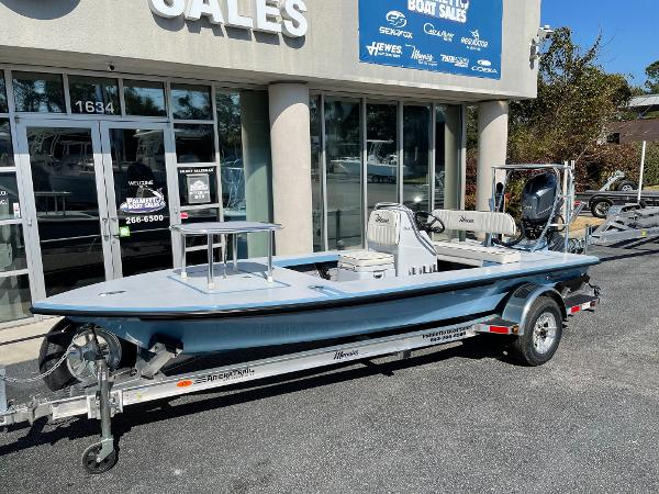 Maverick Boat Co. 17 HPX-S