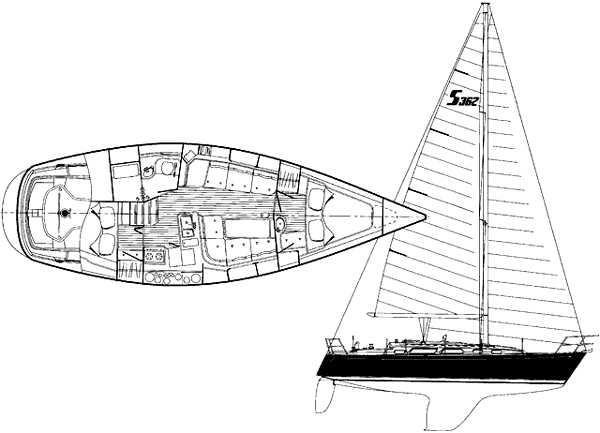 Sabre 362 Manufacturer Provided Image