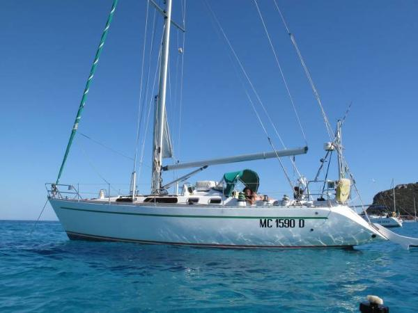 Sirena Yachts Pedrick 40