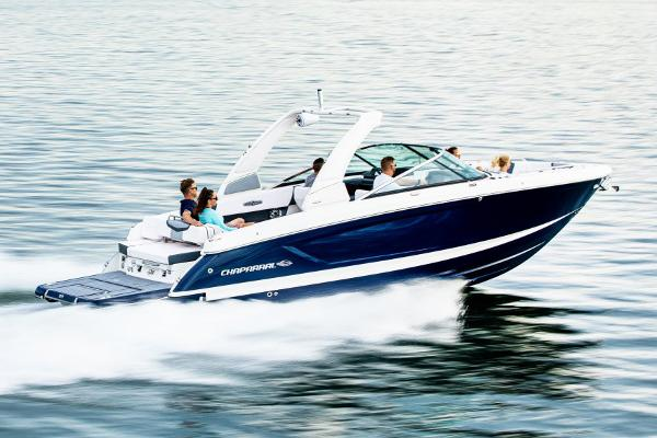 Chaparral 30 Surf Manufacturer Provided Image