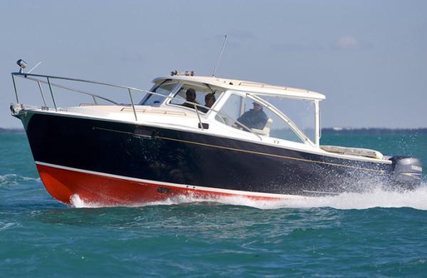 MJM 29z Outboard