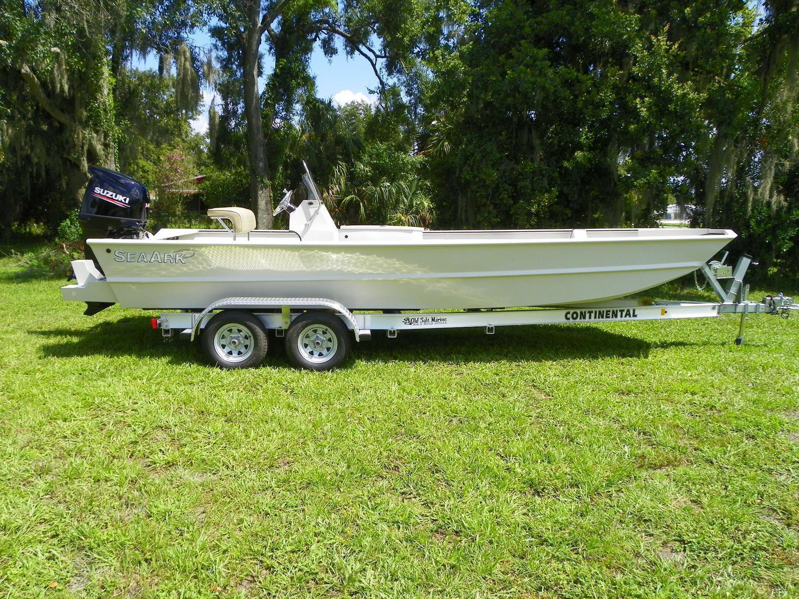 SeaArk 2272 MVT CC