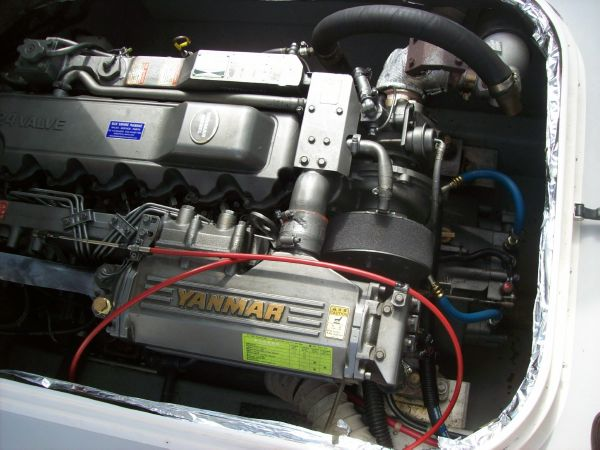 Yanmar Engine