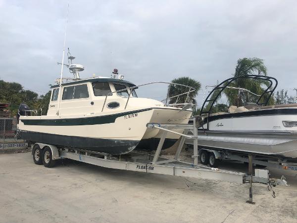 C-Dory Tomcat 255