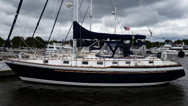 Endeavour 40 Sloop