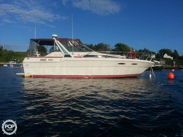 Sea Ray 300 Weekender 1986 Sea Ray 30 for sale in Brunswick, ME