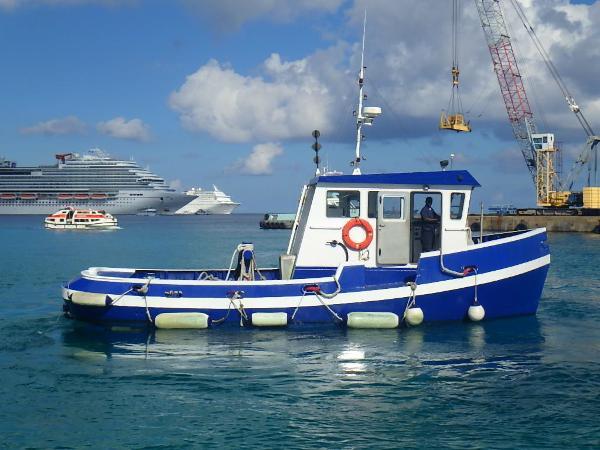 Meridian Tug boat