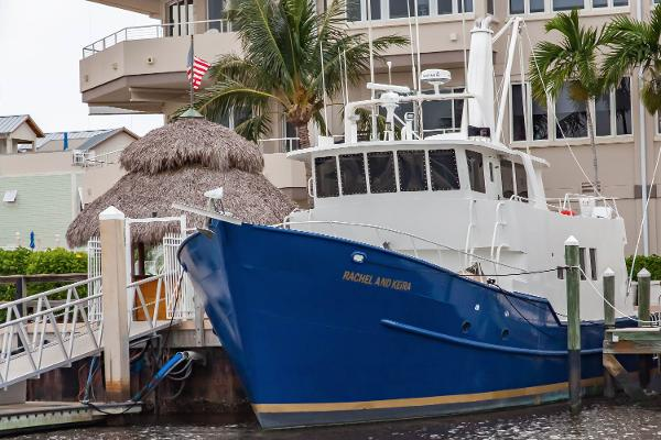 Custom Pilothouse/Trawler Profile