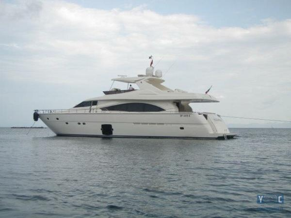 Ferretti Yachts 830 1j