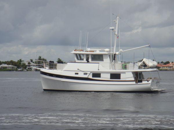 Krogen 48' Whaleback Akasha