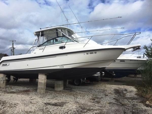 Boston Whaler 260 Conquest