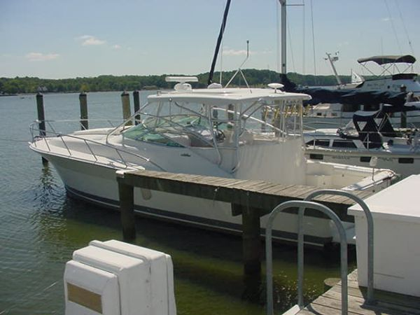 Wellcraft 39 coastal Boat