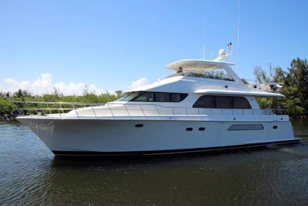 Cheoy Lee Motoryacht