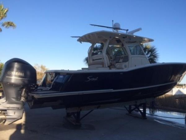 Scout Boats 345 XSF