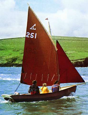 Cornish Crabbers Coble Manufacturer Provided Image