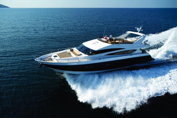 Princess Flybridge 85 Motor Yacht