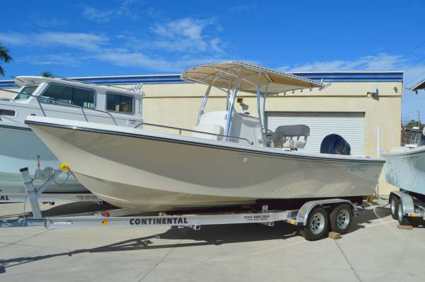 PARKER BOATS 2300 SPECIAL EDITION