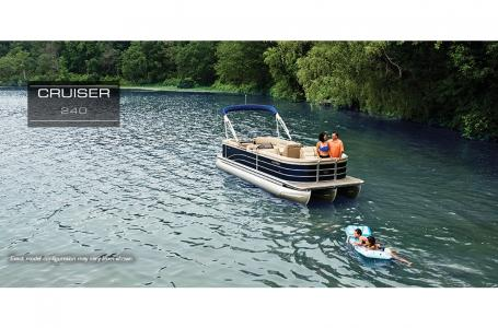 Harris Flotebote Cruiser 240