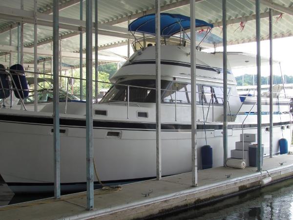 Gulfstar 38 Sundeck