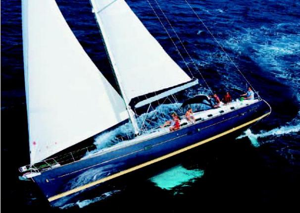 Beneteau Oceanis Clipper 523 Manufacturer Provided Image