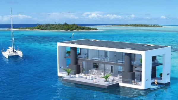 Houseboat 75' Luxury House Yacht