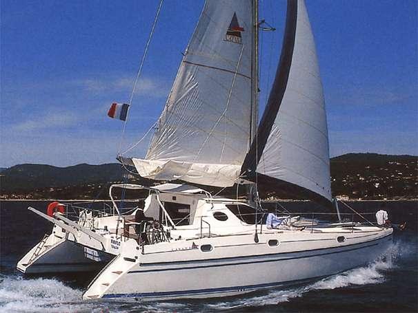 Catana 411 Catana 411 Sistership Under Sail