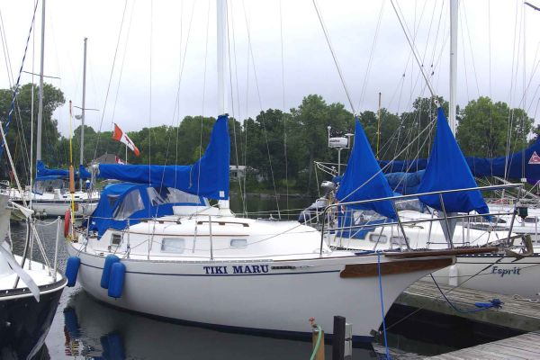 Bayfield 29C Cutter Port Profile
