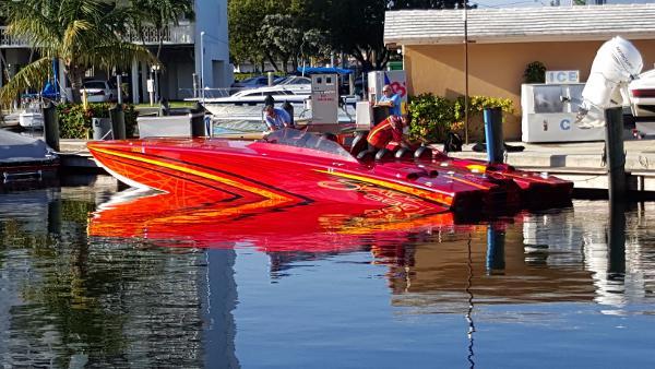 Skater 388 Catamaran