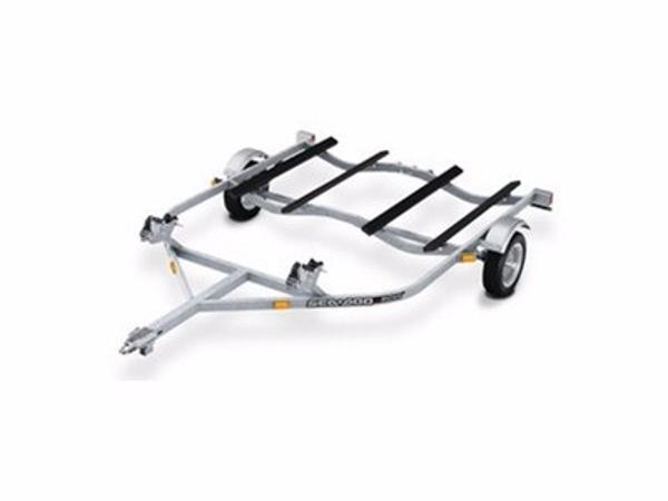 Sea-Doo SPARK MOVE II Leaf Spring Marine Jack Painted Black