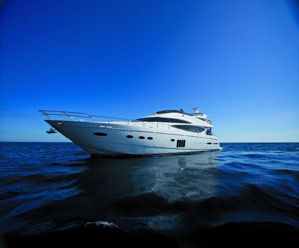Princess Flybridge 78 Motor Yacht