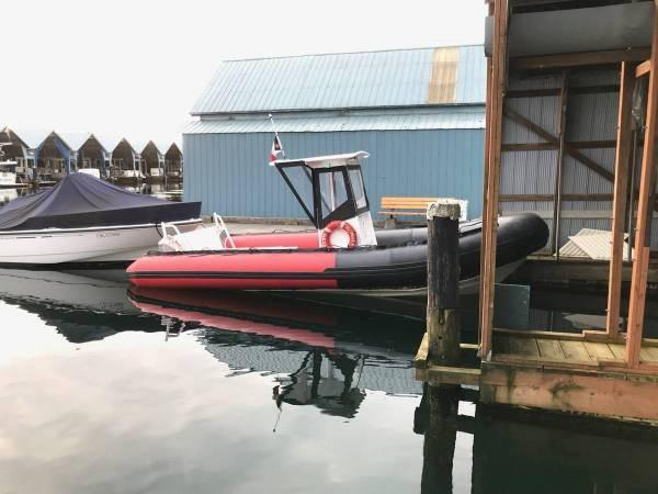Zodiac 24 Intruder Turbo Diesel