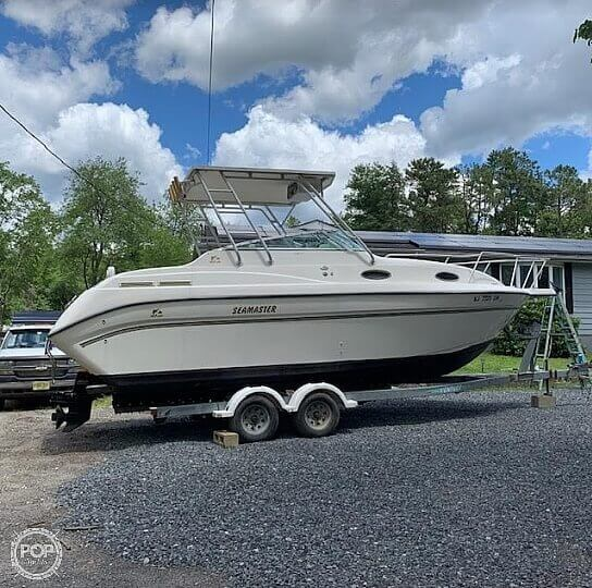 Sea Master 288 SF 2000 Sea Master 28 for sale in Browns Mills, NJ