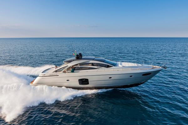 Pershing 70 Manufacturer Provided Image: Pershing 70 Side View