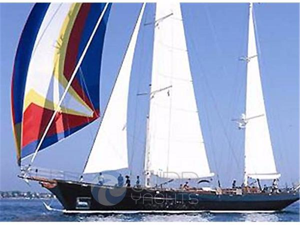Avangard Yachts Steel Ketch 35 mt