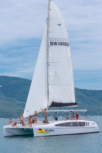 Seawind 1160 Resort SEAWIND RESORT 38' DAY CHARTER
