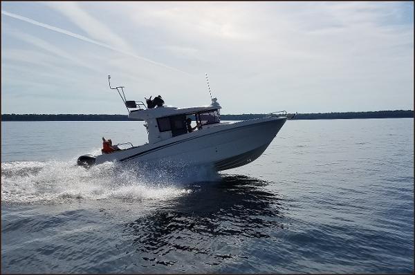 Beneteau Barracuda 9 Fly