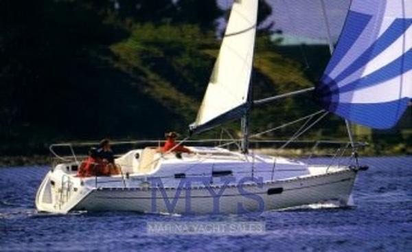 Beneteau OCEANIS 281 CLIPPER Beneteau 281 oceanis (2g