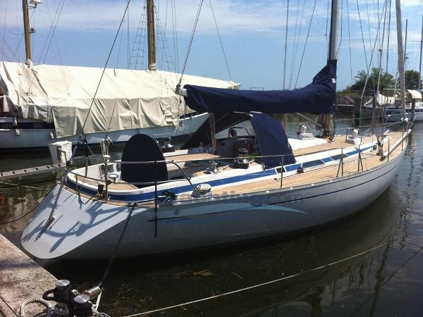 Cantiere del pardo Grand Soleil 46 Abayachting Cantiere del Pardo Grand Soleil 46 1