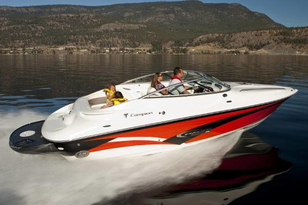 Campion Chase 700i Sport Cabin