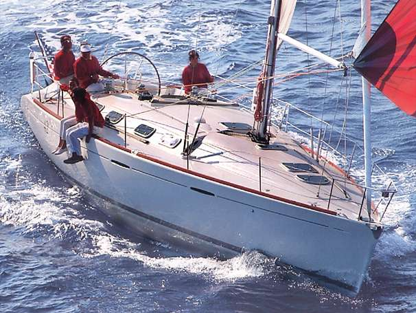 Beneteau First 42s7 Manufacturer Provided Image