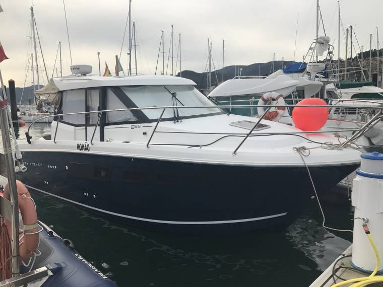 Jeanneau Jeanneau Merry Fisher 855