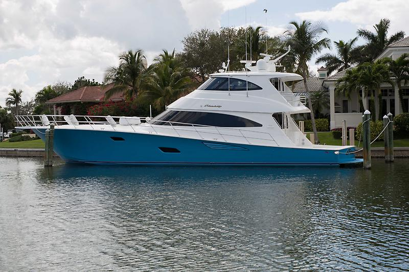 Viking 80 Enclosed Bridge Convertible 80' Friendship-114.jpg