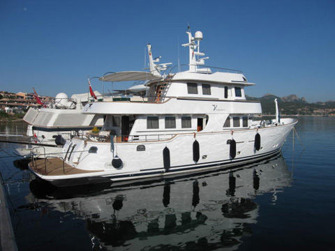Terranova Yachts Explorer 85 Photo 1