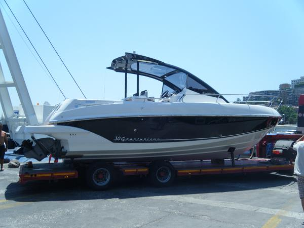 Salpa 30 Gran Turismo Salpa 30 GT - actual boat