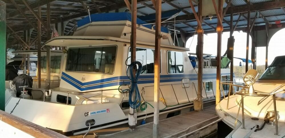 Harbor Master 43 Houseboat 1990 Harbor Master 43 Houseboat for sale in Bethel Island, CA
