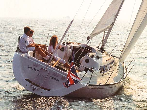 X-Yachts X-332 Manufacturer Provided Image