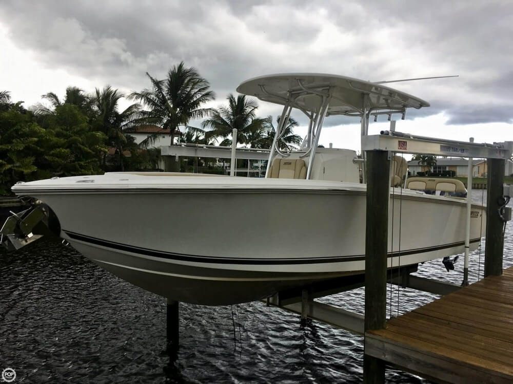 Jupiter 26 FS Center Console 2012 Jupiter 26 FS Center Console for sale in Palm City, FL