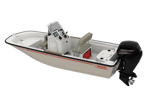 Boston Whaler 150 Montauk Manufacturer Provided Image