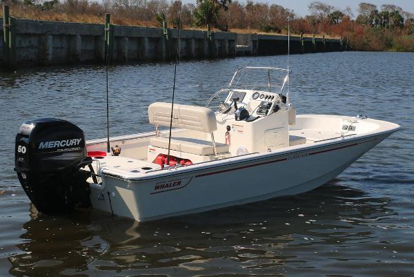 Boston Whaler 150 Montauk Manufacturer Provided Image