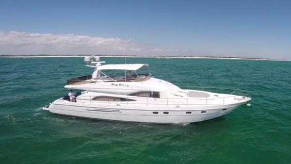 Viking Princess FLYBRIDGE MOTOR YACHT 65' Princess Viking Motor Yacht SONNY SEAS